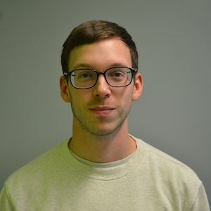Aaron Bell web developer photo