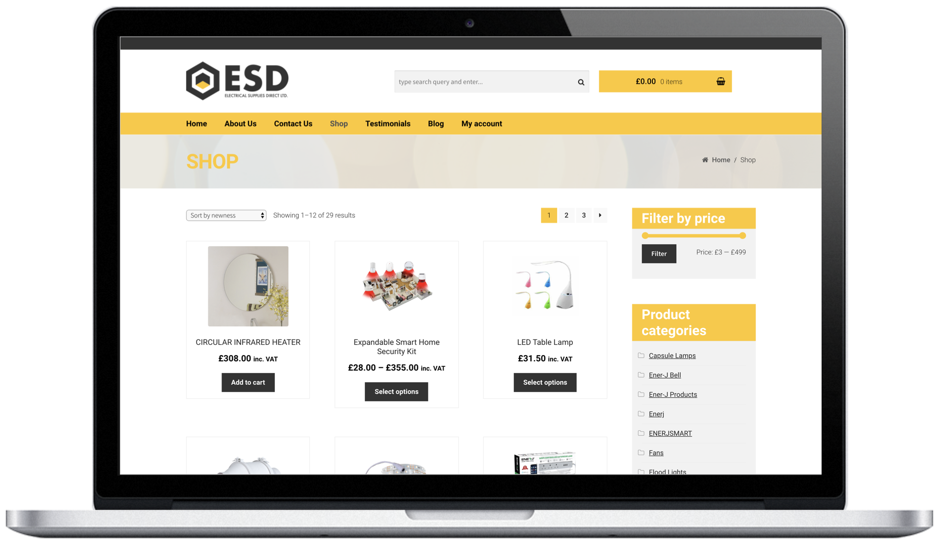 ESD store on macbook